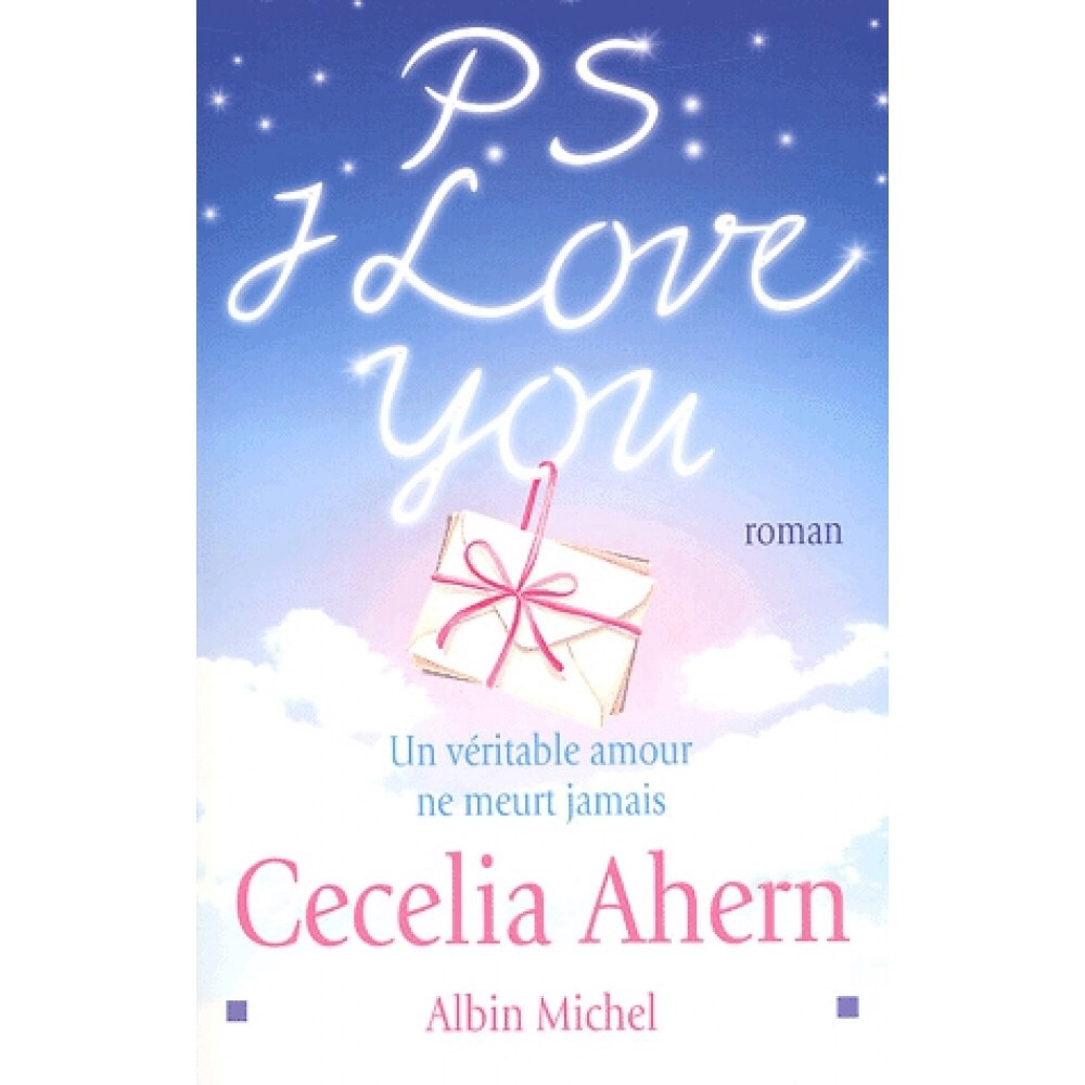 cecilia ahern PSI love you