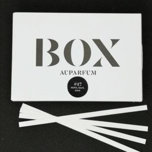 Box Au parfum N°17