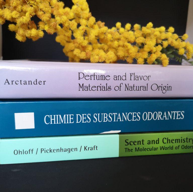 livre chimie du parfum