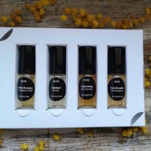 box 19 au parfum